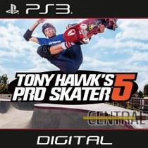 Tony Hawks Pro Skater 5 Playstation 3 Psn Digital Ps3