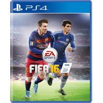 Jogo Fifa16 Soccer Ea Sports 2016 Original Lacrado