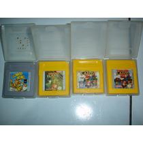 Nintendo Donkey Kong Country Land Gameboy Color Advance Cada