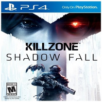 Killzone Shadow Fall , Primaria Ps4 Codigo Psn !!!