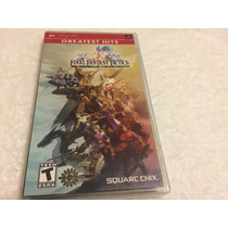 Final Fantasy Tactics The War Of The Lions (sony Psp, 2008)