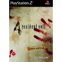 Resident Evil 4 Legendado Ps2 Patch Frete Unico