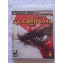 God Of War 3 Ps3 Midia Fisica Envio Imediato