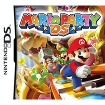 Jogo Lacrado Original Mario Party Nintendo Ds Dsi Xl 3ds