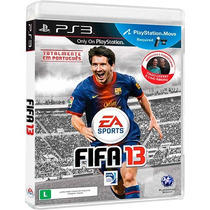 Game Fifa 2013 Para Playstation 3 (ps3) Produto Original