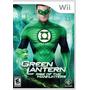 Green Lantern Rise Of The Manhunters/ Lanterna Verde - Wii