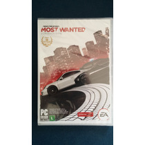 Jogo Need For Speed Most Wanted - Pc Dvd-rom - Lacrado!