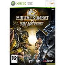 Mortal Kombat Vs Dc Universe - Original