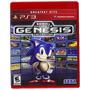 Sonic Ultimate Genesis Collection Jogos Mega Drive No Ps3