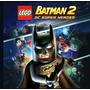 Lego® Batman 2/ Dc Super Heroes Jogos Ps3 Codigo Psn