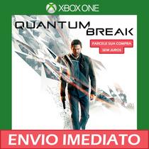 Quantum Break - Xbox One - Envio Imediato (jogo Original)