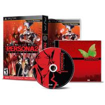 Jogo Shin Megami Tensei Persona 2 Innocent Sin Para Sony Psp