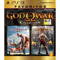 God Of War Collection Ps3 Original Novo Lacrado Ab Games