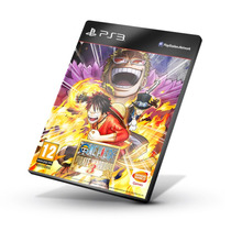 One Piece Pirate Warriors 3 - Ps3 - Digital Envio 25/08