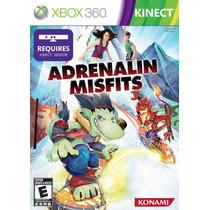 Adrenalin Misfits Jogo Xbox360 Usado
