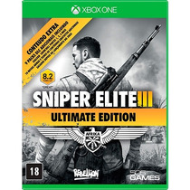 Sniper Elite Iii - Ultimate Edition - Xbox One