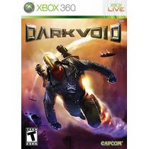 Dark Void - Jogo Xbox 360 Região Livre Semi Novo