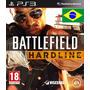 Battlefield Hardline Ps3 Cod Psn - Envio Imediato