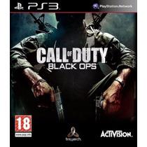 Jogo Call Of Duty Black Ops Novo Midia Fisica Lacrado