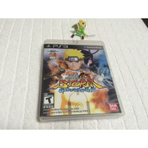 Naruto Shippuden Ultimate Ninja Storm Gnerations C/card