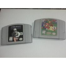 N64 - Cartuchos A Partir De 25,00 Jogo Nintendo 64