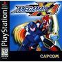 Mega Man X4 Patch Ps1