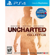Uncharted - The Nathan Drake Collection Em Português Ps4