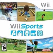 Wii Sports Jogo Nintendo Wii Usado