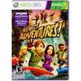 Jogo Kinect Adventures - Dvd Xbox 360
