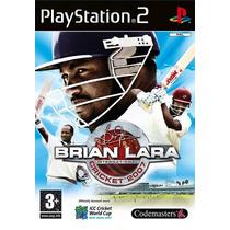Patch Brian Lara International Cricket 2007 Ps2 Frete Gratis