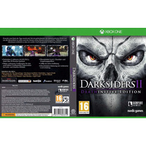 Xone - Darksiders 2 Deathinitive Edition - Lacrado - Md Fís