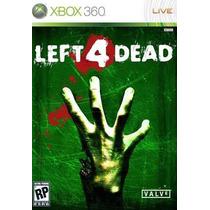 Left 4 Dead Goty Edition P/ Xbox 360 Original Frete R$8,00