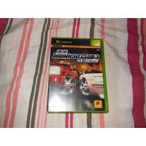 Midnight Club 3 Dub Edition - Xbox Clássico - Completo