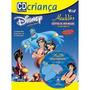 Jogo Original Disney Alladin Centro De Atividades Revista Pc
