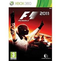 Jogo Xbox 360 Formula 1 2011 - Xbox 360