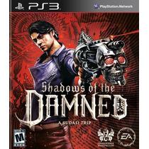 Shadows Of The Damned Ps3 Novo - Original Box