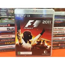 Jogo Formula 1 2011 Ps3 - Jogo Original Lacrado