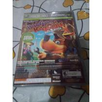 Banjo Kazooie E Viva Pinata - Xbox 360