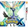 Pokémon X Nintendo 3ds Novo Original Lacrado