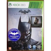 Jogo Batman: Arkham Origins Edição Brasil - Xbox 360
