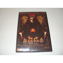 Diablo 2 Lord Of Destruction Expansão Original Lacrado Pc