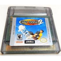 Tony Hawk Pro Skater 2 Original Gba Game Boy Color E Advance