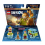 Lego Dimensions - Scooby Doo - Team Pack (novo)