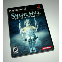 Silent Hill: Shattered Memories Original Completo - Ps2, Ps3