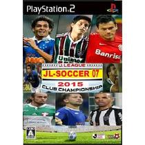 Bomba Patche J League Soccer Brasileirão (jogoplay2)