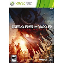 Gears Of War: Judgment Xbox 360 / Xbox One - Codigo