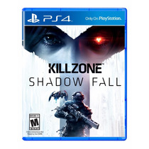 Killzone Shadow Fall Do Playstation 4 Lacrado Em Curitiba .