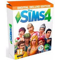 The Sims 4 Completo Com Todas Atualizações E Dlcs