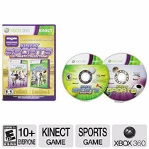 Kinect Sports Ultimate 2 Cds Collection Pt Br Xbox 360+lacre