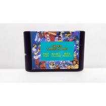 Jogo Mega Drive 2 Em 1 Tiger - Collumns - Sega Genesis